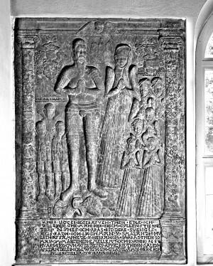 Gyllenstierna gravsten 2