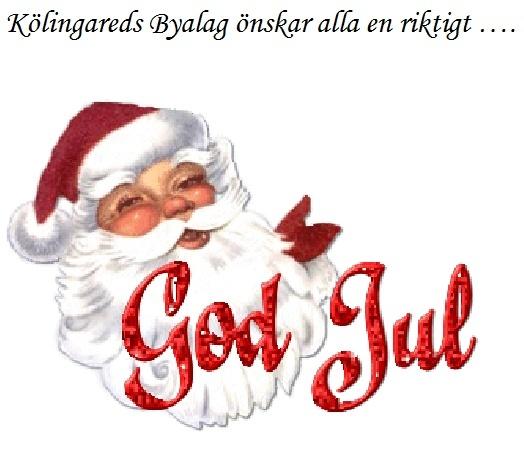 Julbild  -14 byalaget