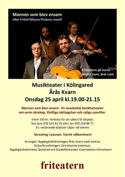 Musikteater @ Årås kvarn